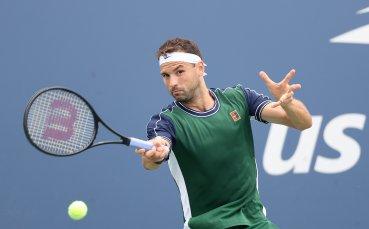 Григор Димитров запазва мястото си в ранглистата на ATP, двама българи с рекордно класиране