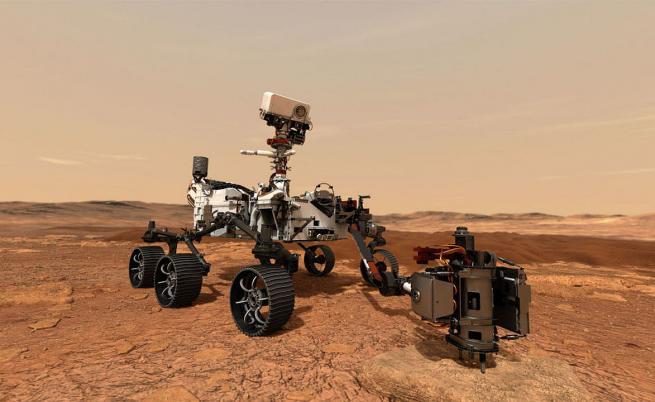 """Първа проба от Марс: Успешна ли е мисията на """"Пърсивиърънс""""?"""