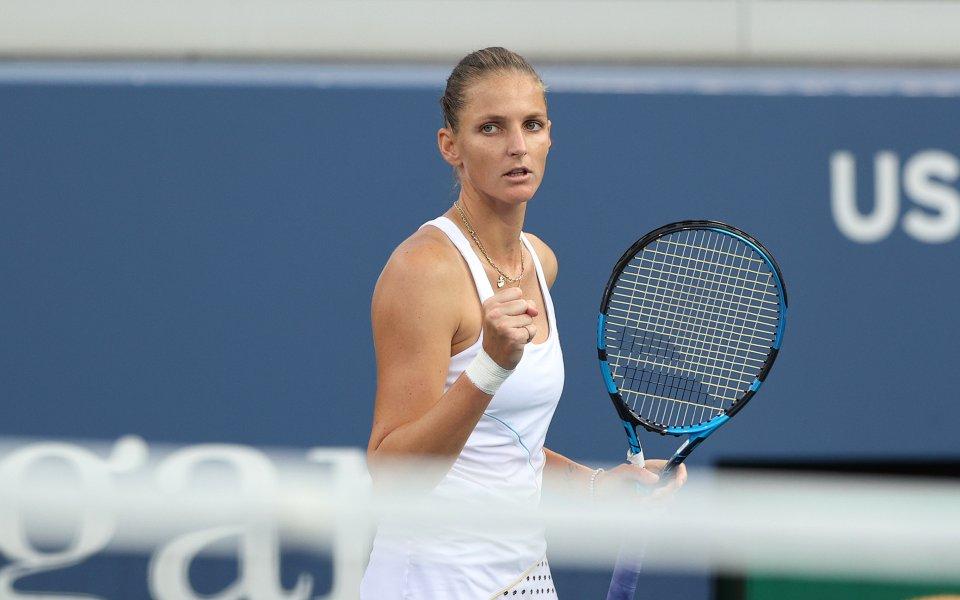 Плишкова и Швьонтек са на 1/8-финал на US Open, сензацията Радукану също е напред