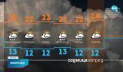Прогноза за времето (05.09.2021 - централна емисия)