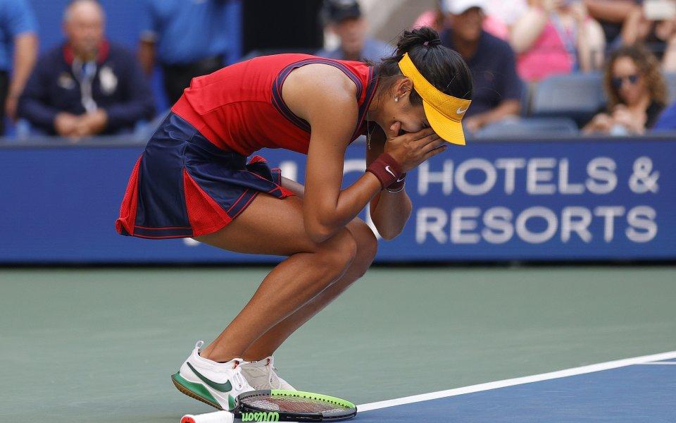 Уникална изненада на US Open при жените