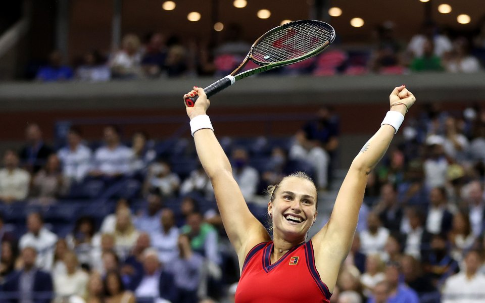 Сабаленка ще играе на полуфиналите на US Open