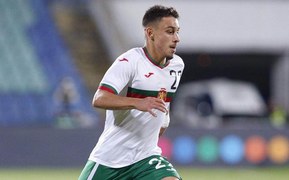 Силен мач за български национал в Кипър