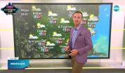 Прогноза за времето (10.09.2021 - сутрешна)