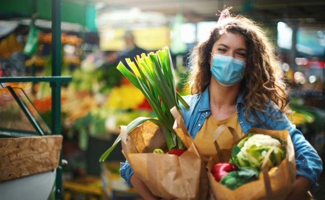 Учени: Здравословното хранене намалява риска от COVID-19