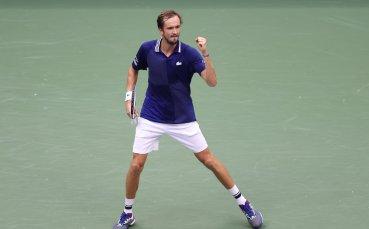 Медведев поднесе голямата изненада и триумфира на US Open