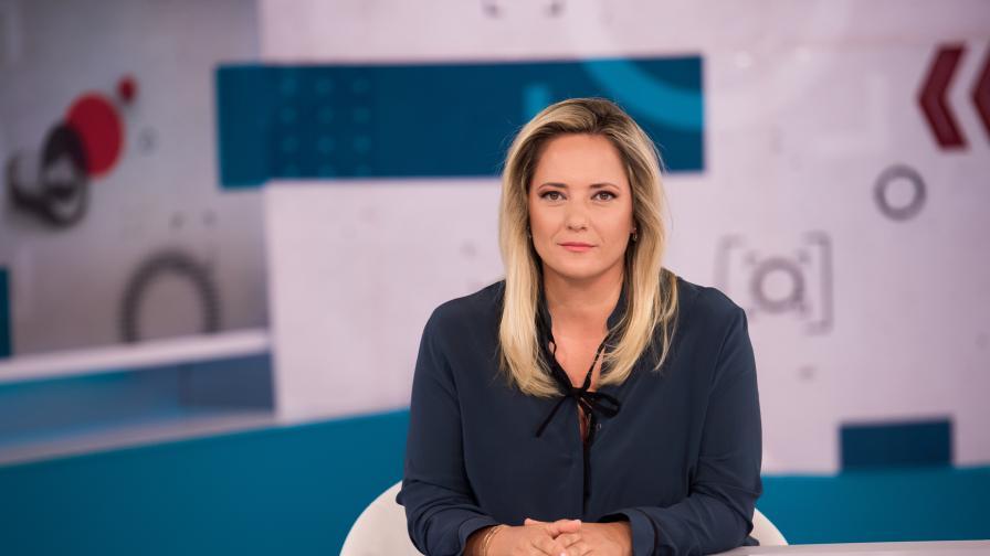 """С убедителна преднина стартира новото публицистично предаване на NOVA   """"На фокус с Лора Крумова"""""""