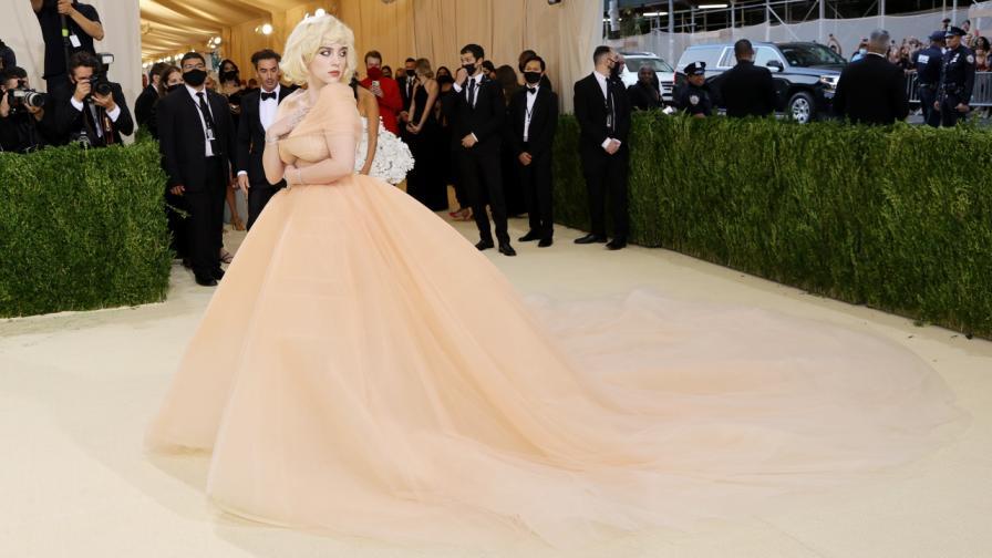 Блясък и стил - най-красивите на Met Gala