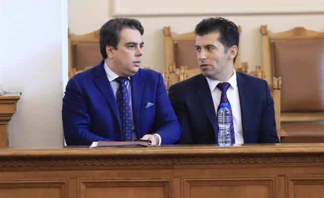 Кирил Петков: С Асен Василев със сигурност ще бъдем част от промяната