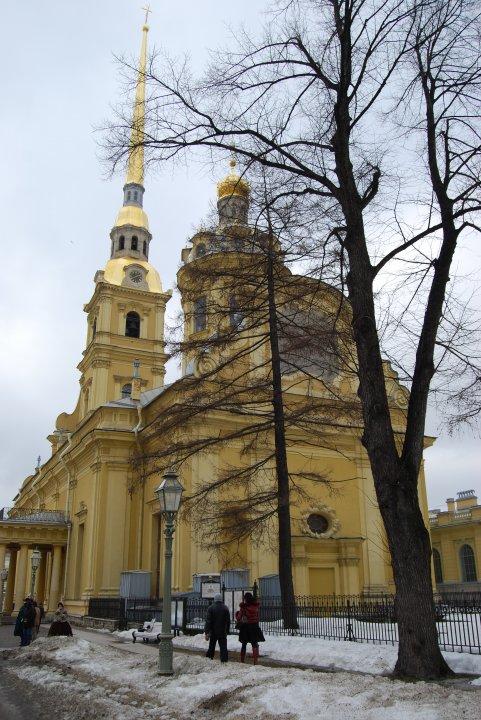 <p>Царственият Санкт Петербург</p>