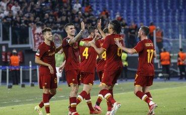В Рома се шегуват след четвъртия гол във вратата на ЦСКА