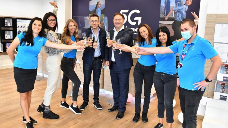 <p>Теленор България празнува 20 години успех и иновации на телекомуникационния пазар</p>