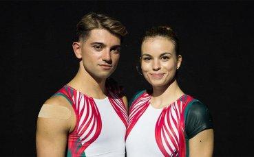 Световните шампиони Ана-Мария Стоилова и Антонио Папазов лидери при смесените двойки след квалификациите