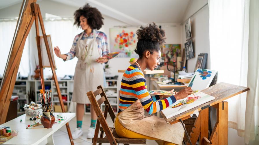 Учени разгадаха формулата на творческия успех