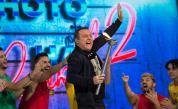 Димитър Рачков надбяга най-добрата спринтьорка на България