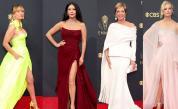 Принцеси и ексцентрици: Кой какво облече на наградите