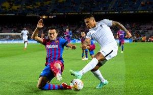 В последната минута Барселона се спаси от нов звучен провал