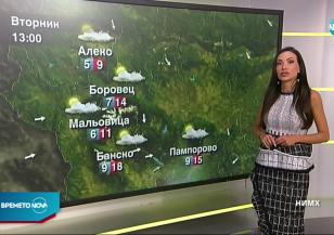 Прогноза за времето (21.09.2021 - сутрешна)