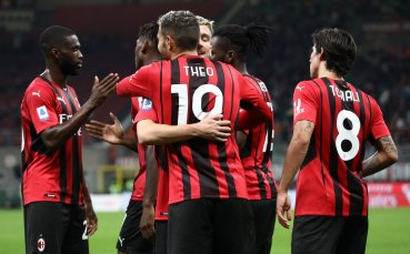 Милан не изпуска Интер от поглед след комфортен успех над новак