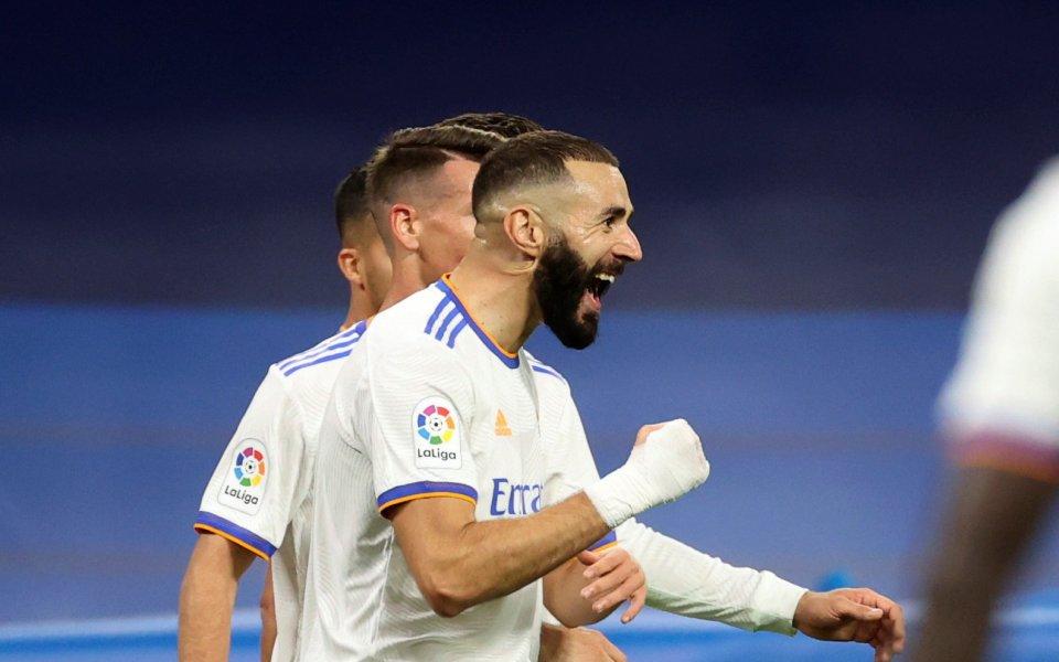 Нападателят на Реал Мадрид - Карим Бензема скоро ще навърши