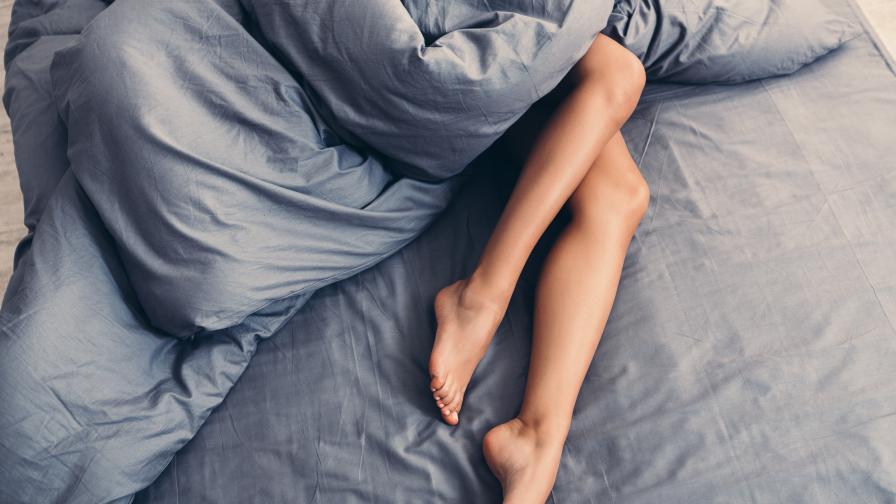 <p>7 причини НИКОГА да не спите&nbsp;голи</p>