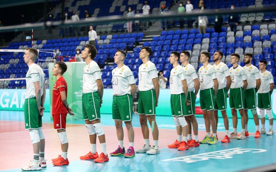 Русия е първият съперник на България в група F, в