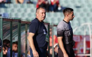 Мъри Стоилов вдигна мерника на виновника от мача с ЦСКА