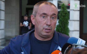 Станимир Стоилов: По-опитният отбор победи