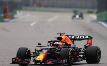Макс след Гран при на Русия: Дори да бях стартирал от челото, пак щях да завърша втори