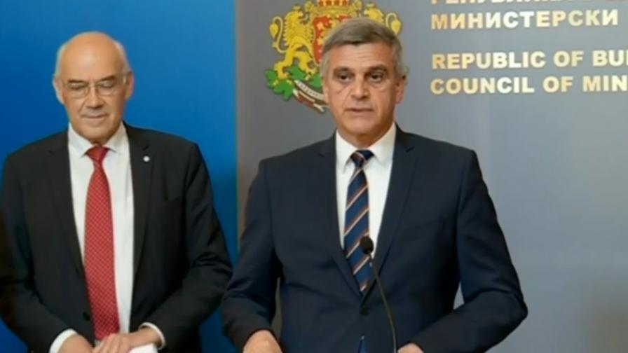 Живков: Не виждам логика да подам оставка