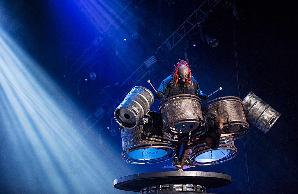 <p>Изпълнения на Slipknot в Бразилия (2015) и САЩ (2013)</p>