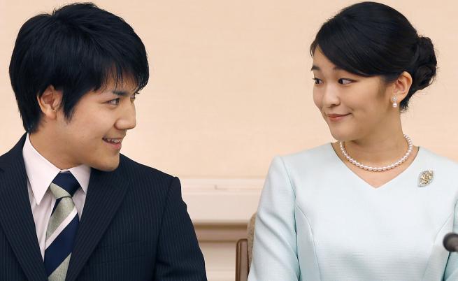 Обявиха датата на сватбата на японската принцеса Мако