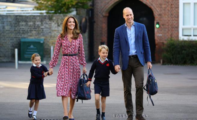 Уилям и Кейт са наясно с