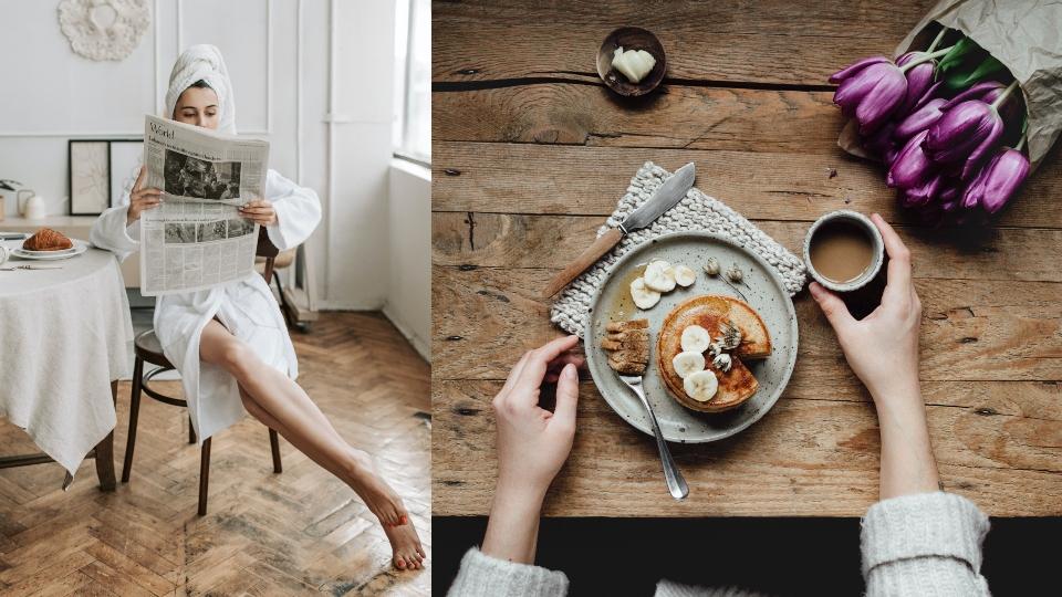 дневен закуска храна