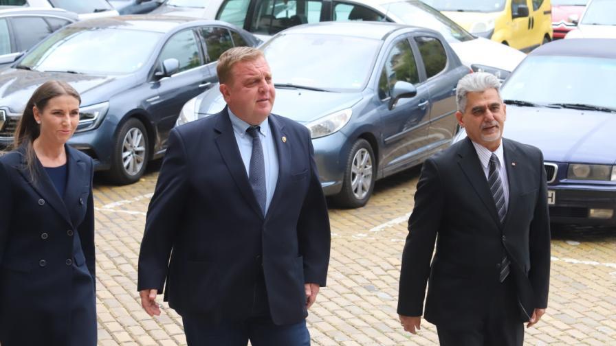 Каракачанов се обяви за промяна на президентските правомощия