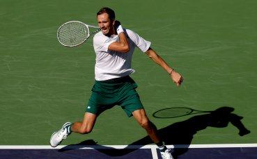 Медведев отказа участие на домашния турнир