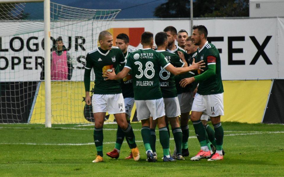 В следващия си мач Пирин гостува на Локомотив Пловдивв отложена