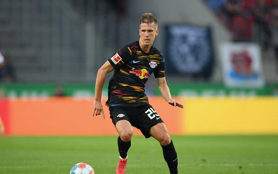 РБ Лайпцигще бъде без Дани Олмо в мача от груповата
