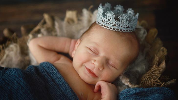 Любопитните правила, свързани с кралските бебета