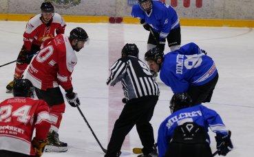 ЦСКА разгроми Левски на хокей