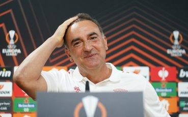 Треньорът на Брага: Надяваме се в четвъртък да