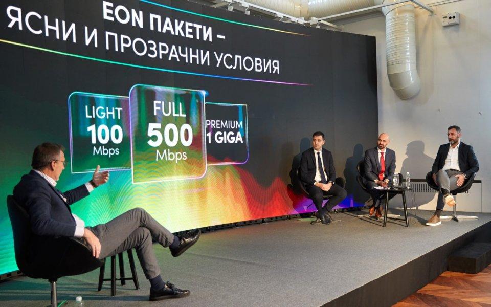Създателят на телевизионната платформа United Cloud – центърът за иновации