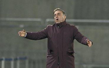 Треньорът на Брага посвети победата на играчите