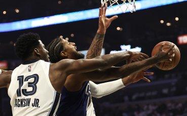 41 точки на Пол Джордж не стигнаха за първа победа на ЛА Клипърс в НБА
