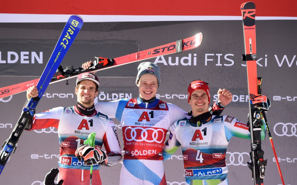 Швейцарецът Марко Одермат спечели първия старт за сезона от Световната