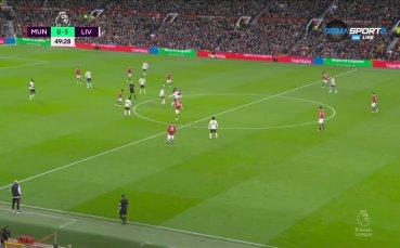 Хеттрик за Мохамед Салах срещу Юнайтед