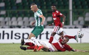 Бразилец спаси ЦСКА срещу Берое