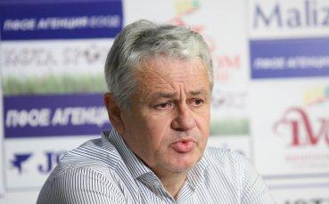 Стойчо Стоев: Критерий за успех в Лудогорец е влизане в групите на ШЛ, всичко друго се приема за неуспех