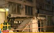 Пострадалият от падналата козирка на блок в София ще бъде глобен