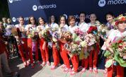 Златните момичета няма да участват на Световното първенство по художествена гимнастика в Китакюшу